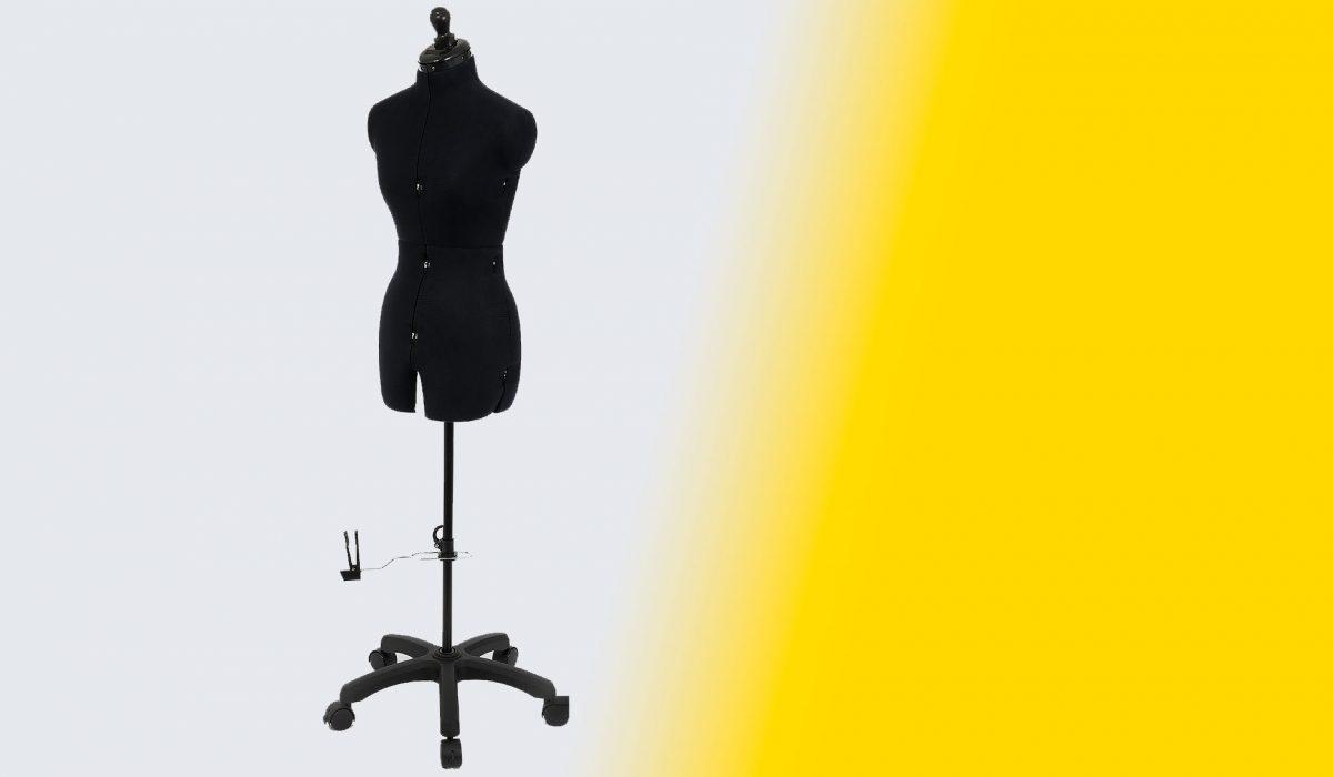 Купить портновский манекен для шитья раздвижной