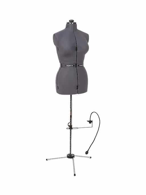 Раздвижной портновский манекен женский My Double M/B (50-58), серый