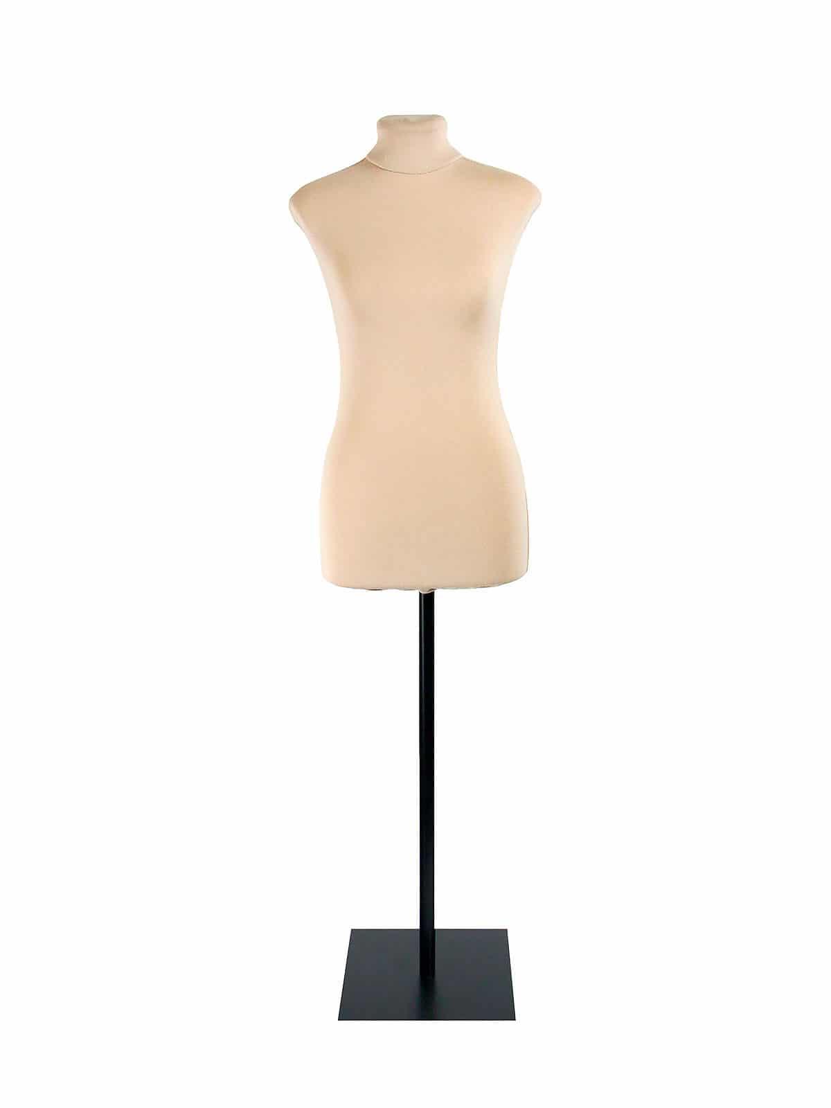 Мягкий портновский масштабный манекен Betty стандарт, бежевый