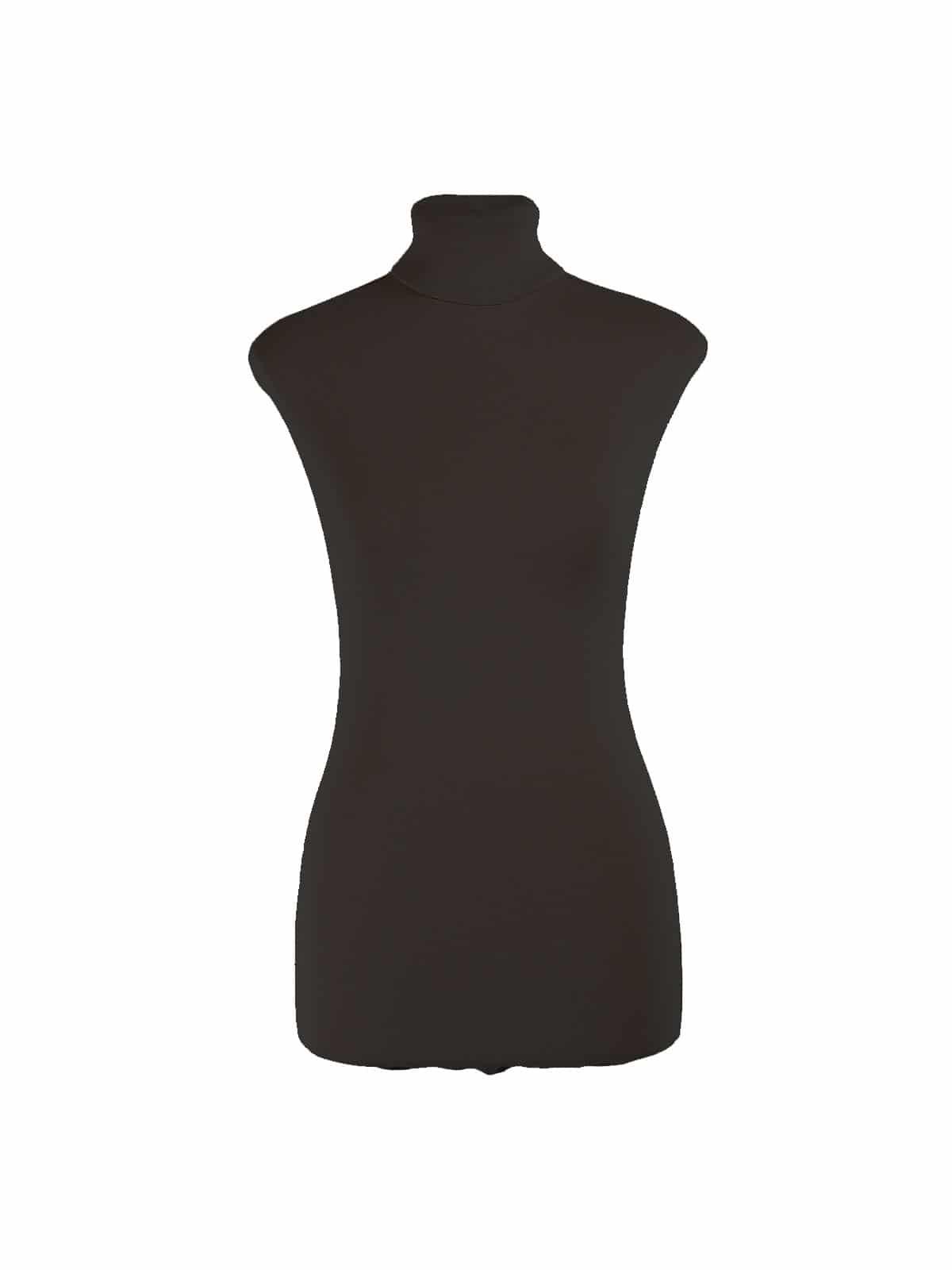 Мягкий портновский масштабный женский Betty 1:2 (42) стандарт, черный